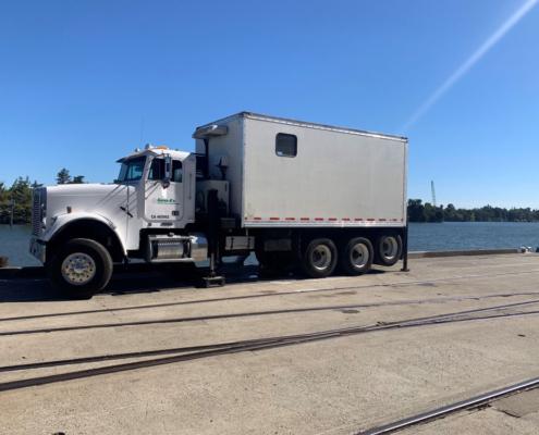 30 Ton CPT Truck