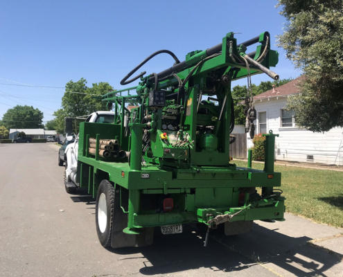 Truck Mounted CME 55